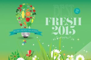 2015 Best in Fresh Awards