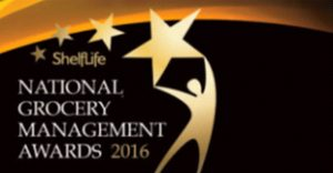 2016 ShelfLife National Grocery Management Awards